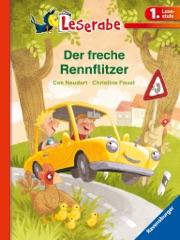 Leserabe: Der freche Rennflitzer