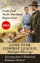 Lone Star Cowboy League: Multiple Blessings Sampler