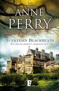 Muerte en Blackheath (Inspector Thomas Pitt 29) Book Cover