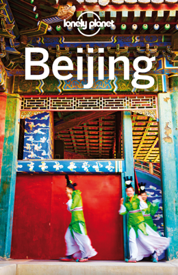 Beijing Travel Guide - Lonely Planet book