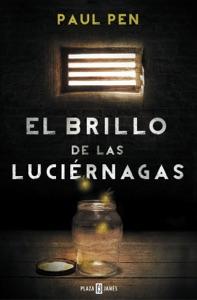El brillo de las luciérnagas Book Cover