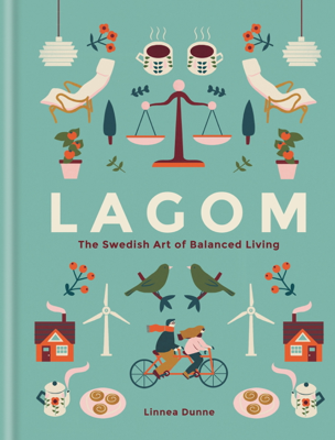 Lagom - Linnea Dunne book