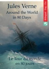 Around The World In Eighty Days English French Edition Illustrated