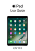Apple Inc. - iPad User Guide for iOS 10.3 artwork