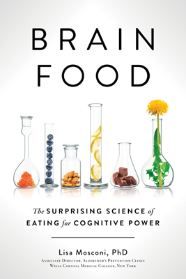 Brain Food - Lisa Mosconi PhD book