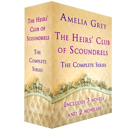 The Heirs' Club of Scoundrels image