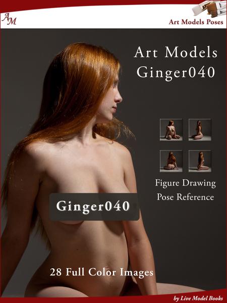 Art Models Ginger040