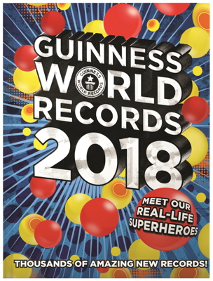 Guinness World Records 2018 - Guinness World Records book