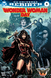 Wonder Woman #1 Wonder Woman day Special Edition (2017) #1 book