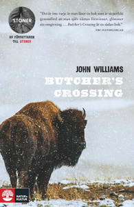 Butcher's Crossing Cover Book