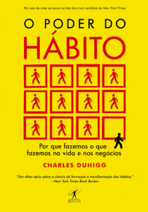 O poder do hábito Book Cover