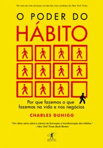 O poder do hábito Capa de livro