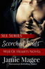 Jamie Magee - Scorched Souls: Web of Hearts and Souls #20 artwork