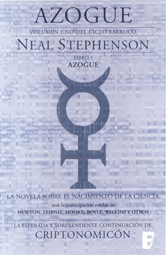 Neal Stephenson - Azogue (El Ciclo Barroco Vol. I)