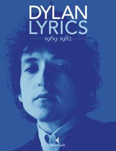 Lyrics 1969-1982 Copertina del libro