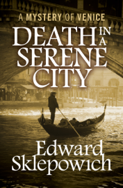 Death in a Serene City book