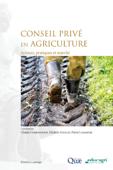 Conseil privé en agriculture
