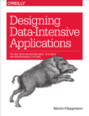 Designing Data-Intensive Applications Book Cover