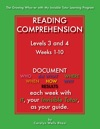 Reading Comprehension - Levels 3 And 4