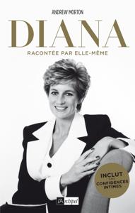 Diana racontée par elle-même La couverture du livre martien