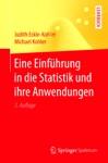 Eine Einfhrung In Die Statistik Und Ihre Anwendungen