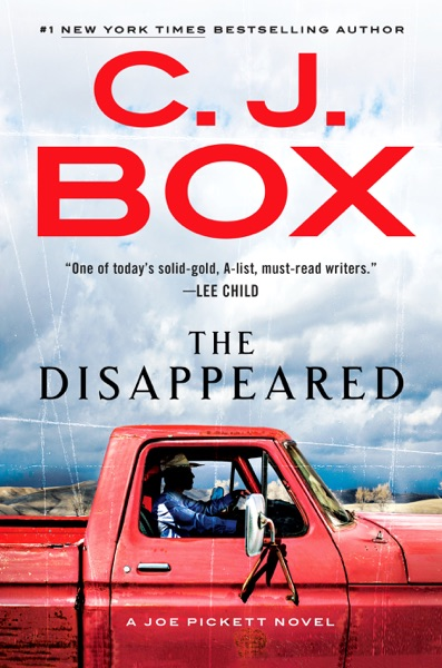 The Disappeared - C. J. Box book cover