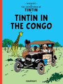 Tintin in the Congo Book Cover