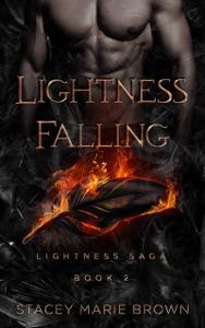 Lightness Falling (Lightness Saga #2)