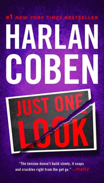 Just One Look - Harlan Coben book cover