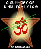 Hindu Family Law: An Overview of the Laws Governing Hindu Marriage, Divorce, Maintenance, Custody of Children, Adoption and Guardianship
