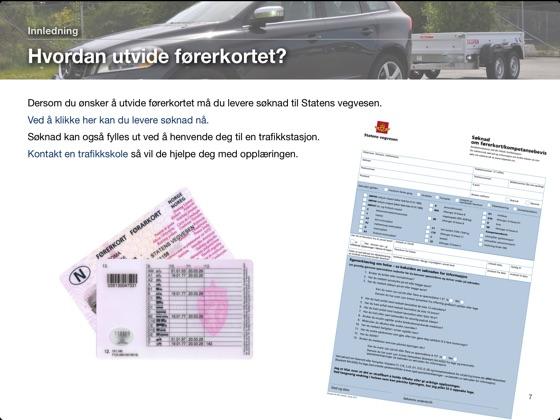 b96 førerkort