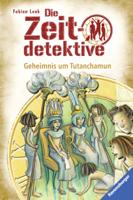 Fabian Lenk - Die Zeitdetektive 5: Geheimnis um Tutanchamun artwork