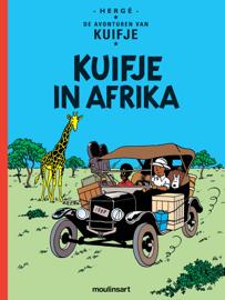 Kuifje in Congo/Afrika