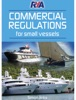 RYA Commercial Regulations for Small Vessels (E-G105)