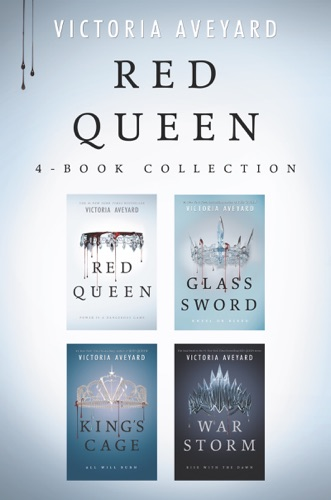 Victoria Aveyard - Red Queen 4-Book Collection
