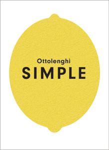Ottolenghi SIMPLE Boekomslag