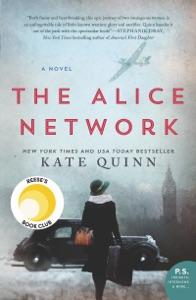 The Alice Network Book Cover