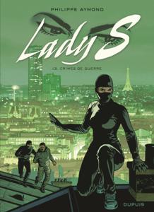 Lady S. - Tome 13 - Crimes de guerre La couverture du livre martien