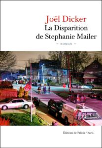 La Disparition de Stephanie Mailer La couverture du livre martien