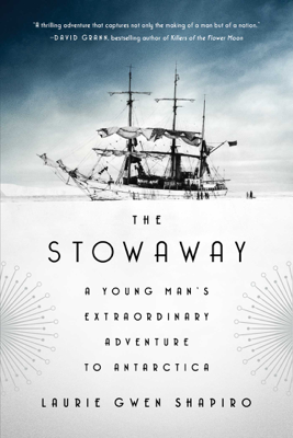 The Stowaway - Laurie Gwen Shapiro book