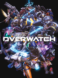 The Art of Overwatch Copertina del libro