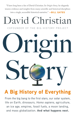 Origin Story - David Christian book