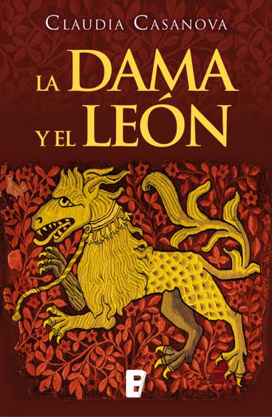La dama y el león por Claudia Casanova