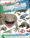 DKfindout Reptiles And Amphibians