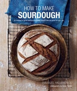 How to Make Sourdough Book Cover