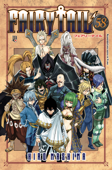 Fairy Tail vol. 58 Book Cover