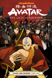 Avatar: The Last Airbender - Smoke and Shadow Part 2 door Avatar: The Last Airbender - Smoke and Shadow Part 2
