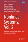 Nonlinear Systems Vol 2