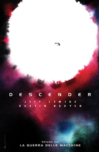 Descender 6 Book Cover