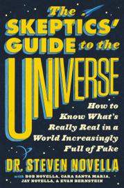 The Skeptics' Guide to the Universe book